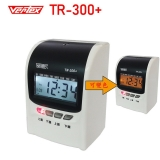 VERTEX TR-300+ 四欄位打卡鐘