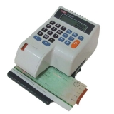 世尚VERTEX W-6000中文/數字型支票機