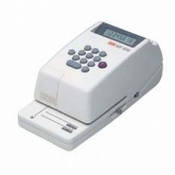 MAX EC-30A 8位數字型支票機 (日本原裝進口)