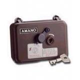 AMANO PR-600 巡邏鐘(停產)