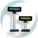 DSP-650 LCD Display 客戶顯示器(停產)