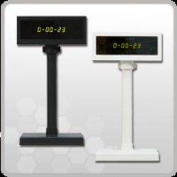 WINPOS WD-111 數字/英文單行客顯器