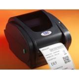 TSC TDP-244 桌上型條碼列印機