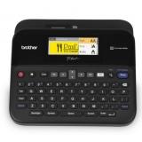 BROTHER PT-D600 專業型 單機/電腦連線兩用  彩色背光螢幕標籤機