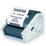 BROTHER QL-1060N 網路型 超高速大尺寸條碼列印機(停產)