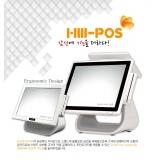 HANASIS HW-POS 15吋觸碰螢幕主機