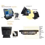PROTECH POS-6509 15吋觸控螢幕主機