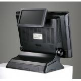 SAM4S SPT-3700 15吋觸控螢幕主機
