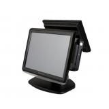 PC-1200 (Stand) 15吋觸控螢幕主機