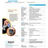 Diagraph TJ500/TJ1000 高解析日期噴印機