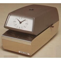AMANO 4850 印時鐘