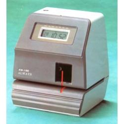 AW-100 印時鐘