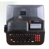 MAX LM-550A/PC 中文版微電腦線號印字機 / 線號機*