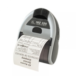 Zebra MZ320 攜帶型條碼列印機