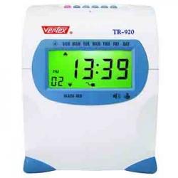 VERTEX TR-930 六欄位微電腦打卡鐘