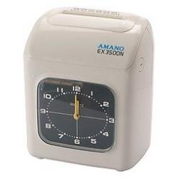 AMANO EX-3500N 六欄位打卡鐘