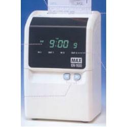 MAX ER-1100 四欄位打卡鐘