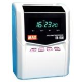 MAX ER-1500 四欄位打卡鐘 (日本原裝進口)