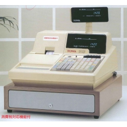 TOWA ET-1410 雙聯式收銀機   (日本原裝進口)